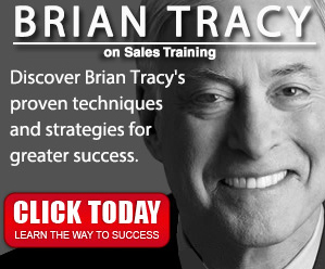 Brian Tracy Sales Training
