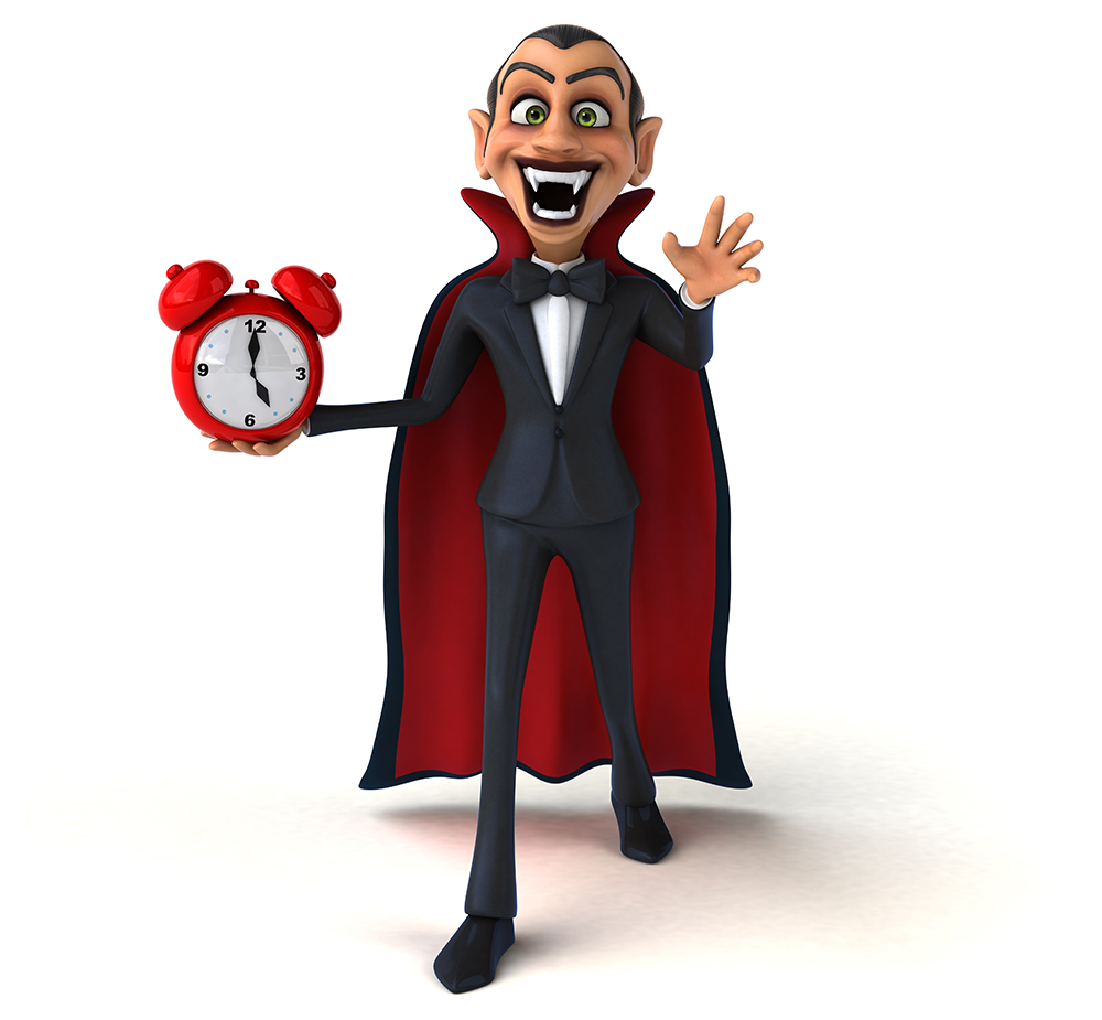 Eliminate Time Vampires From Your Life