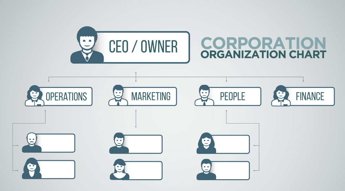 Organizational Chart Business Systems Dan Lok